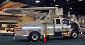 Utility Truck Crash Kills One