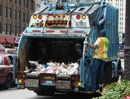 Sanitation Worker Dies In Fall On The Job